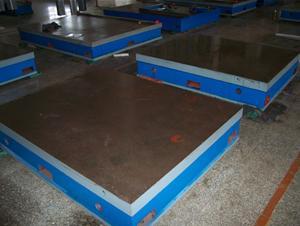 铸铁安装平台-铸铁平台-安装平板
