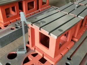 方箱工作台-T型槽方箱-铸铁方箱工作台